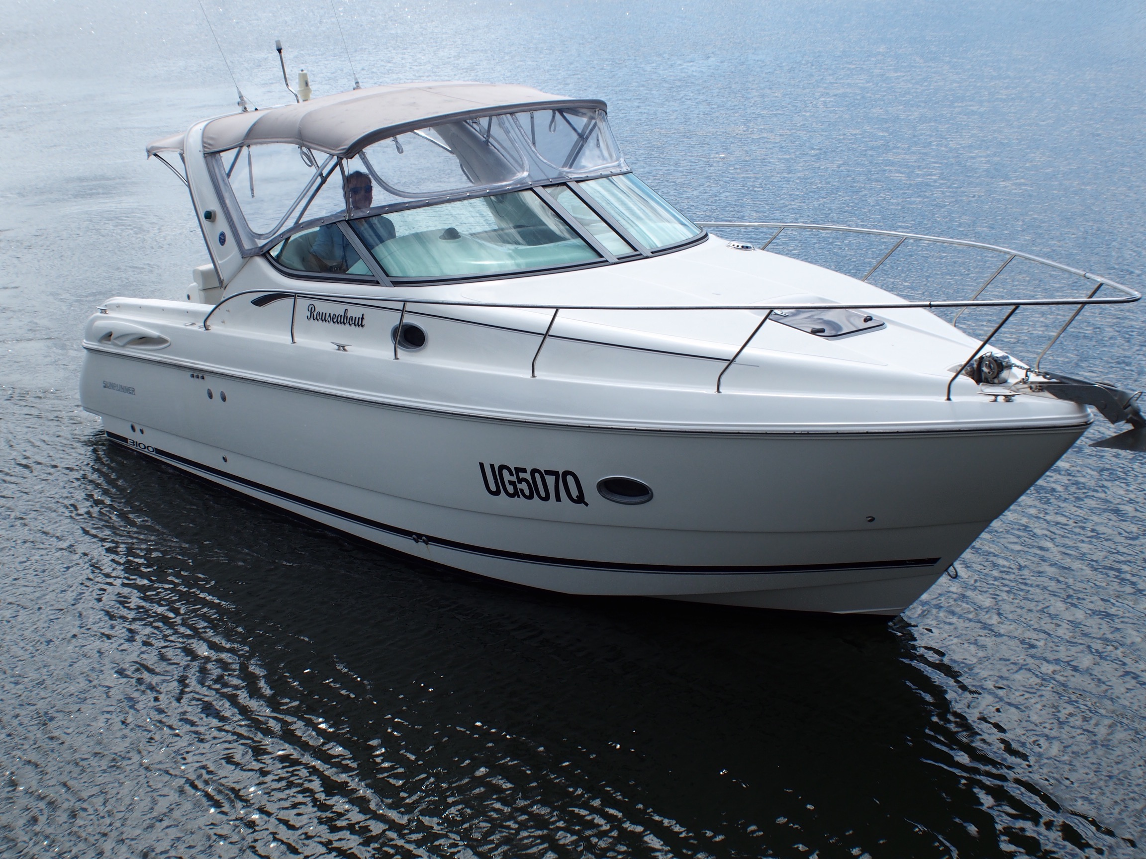 Sunrunner 3100 Very Clean Affordable Boating