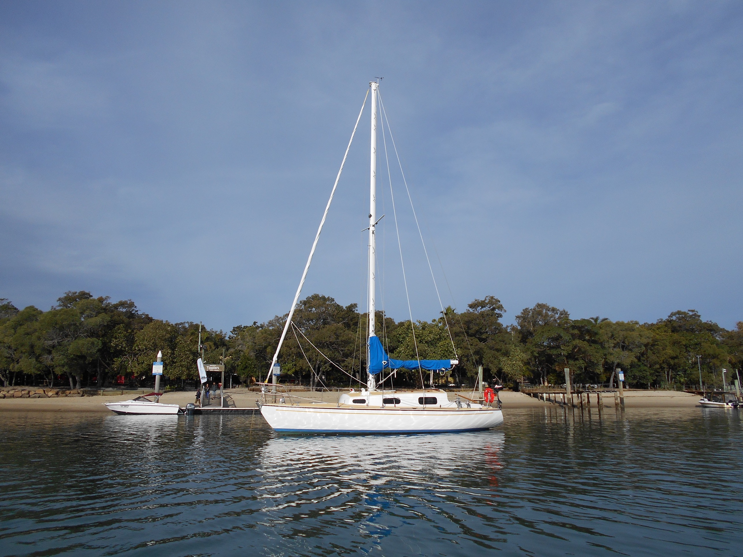 Swanson 32 Refurbished Extensively