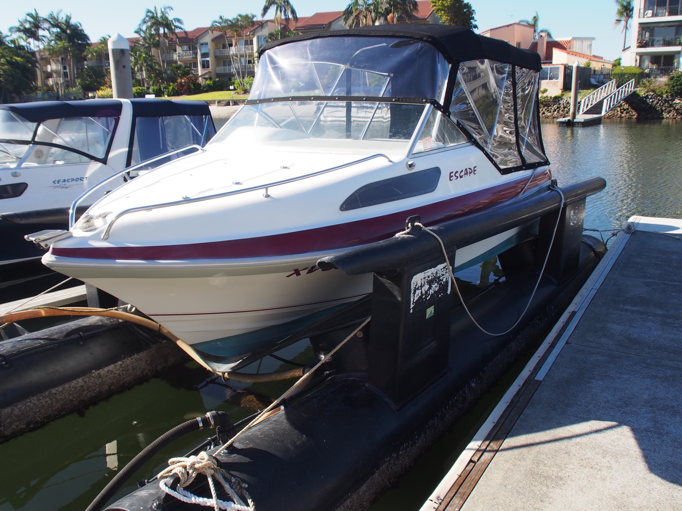 Boat and Lift Package for Under 20K